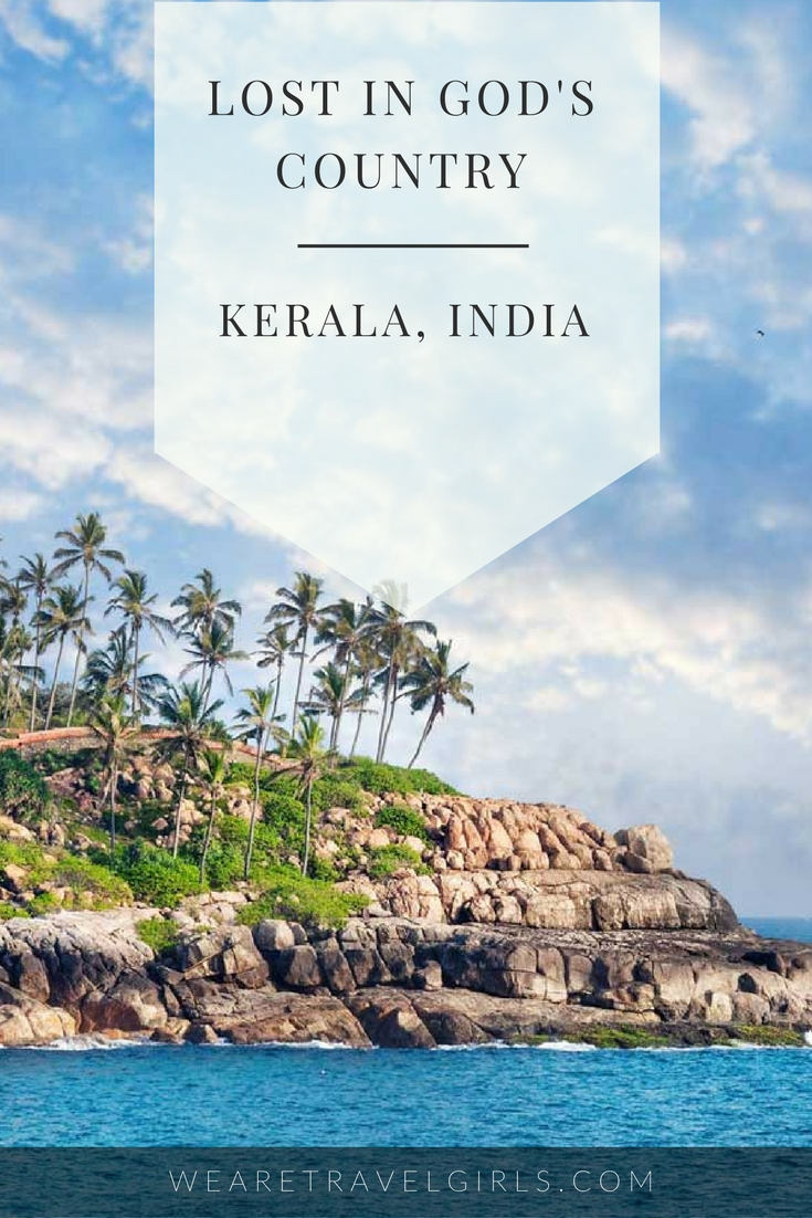Lost In God's Country - Kerala, India