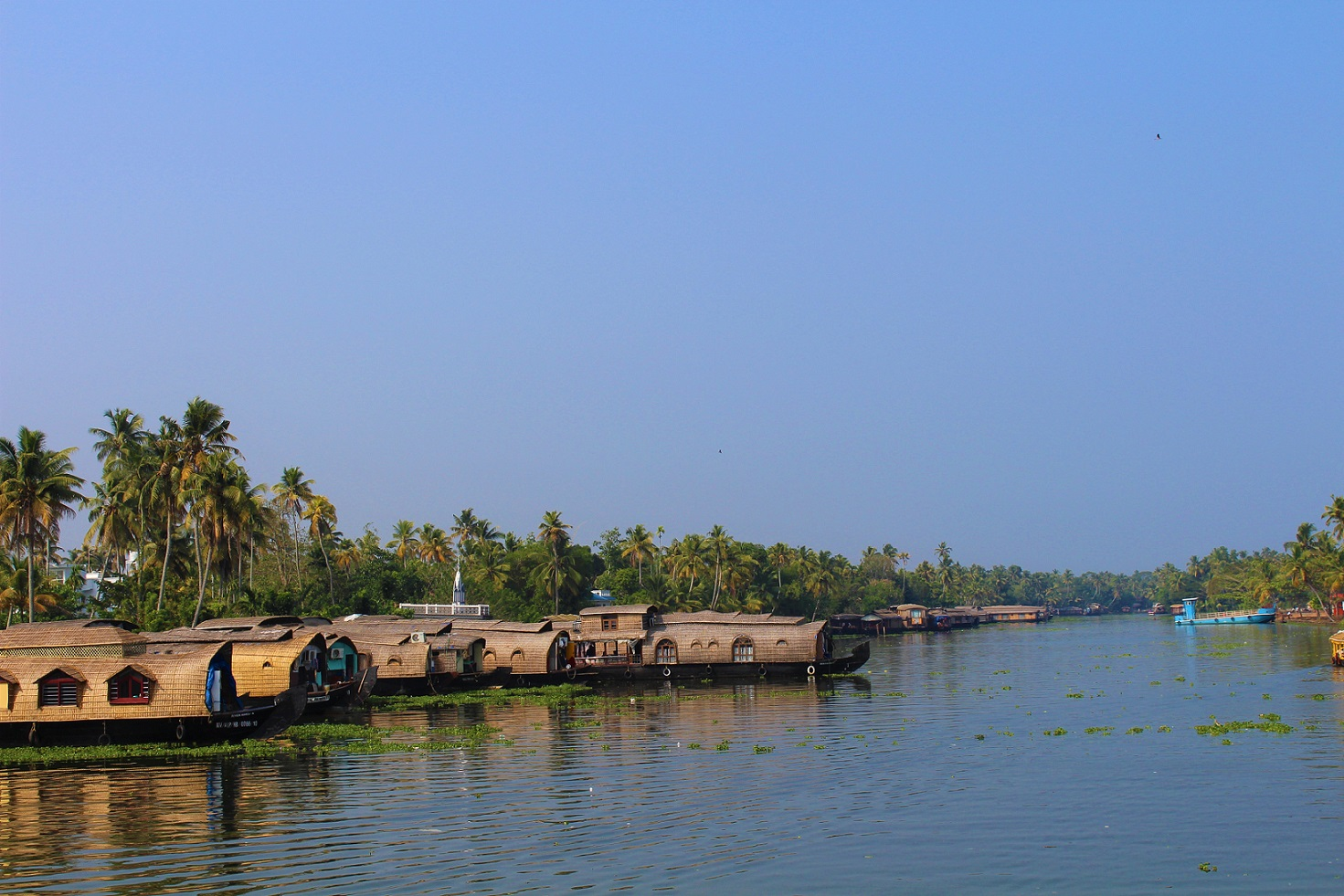 Lost In God's Own Country - Kerala