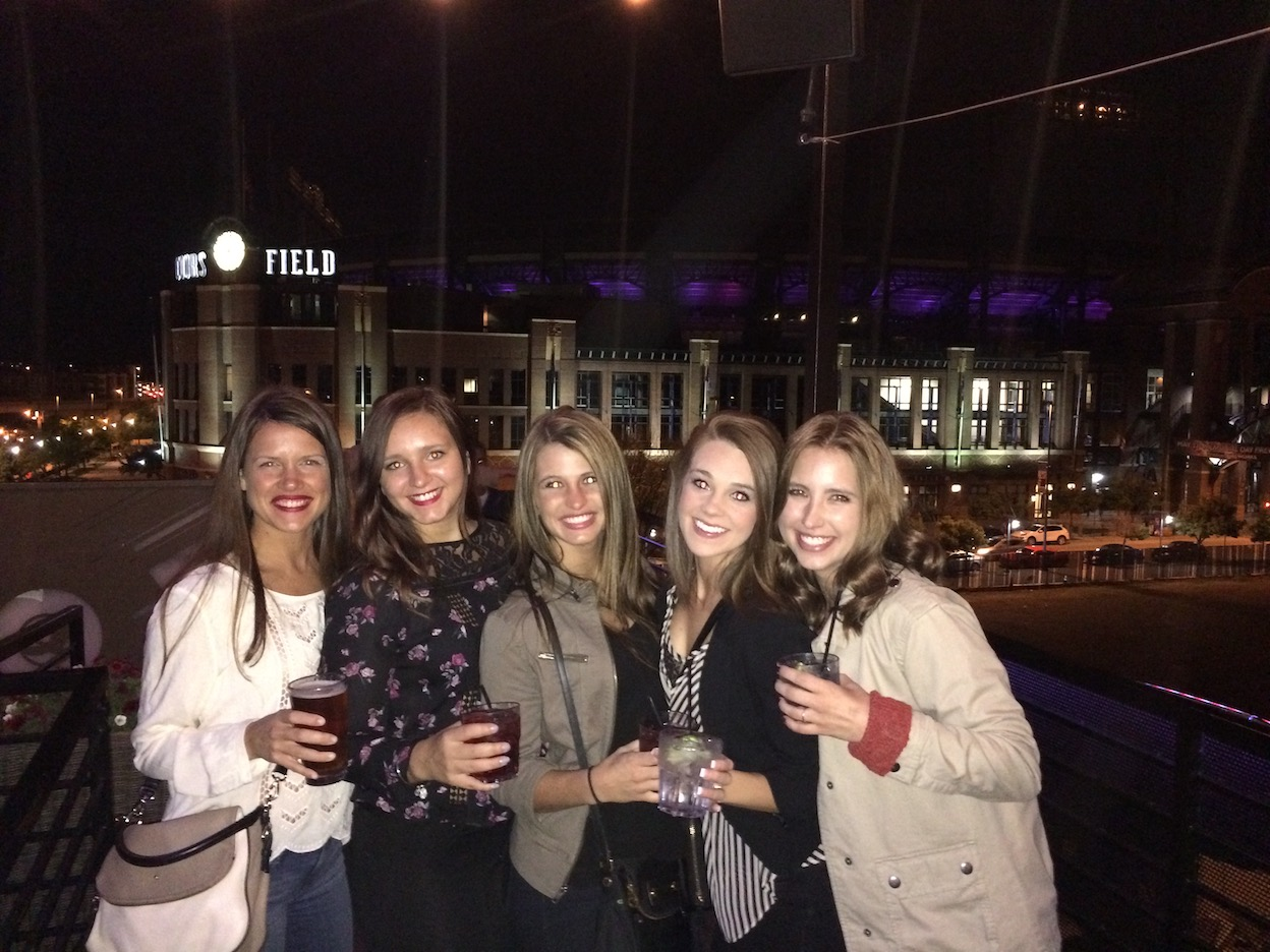 GIRLS' GETAWAY TO DENVER