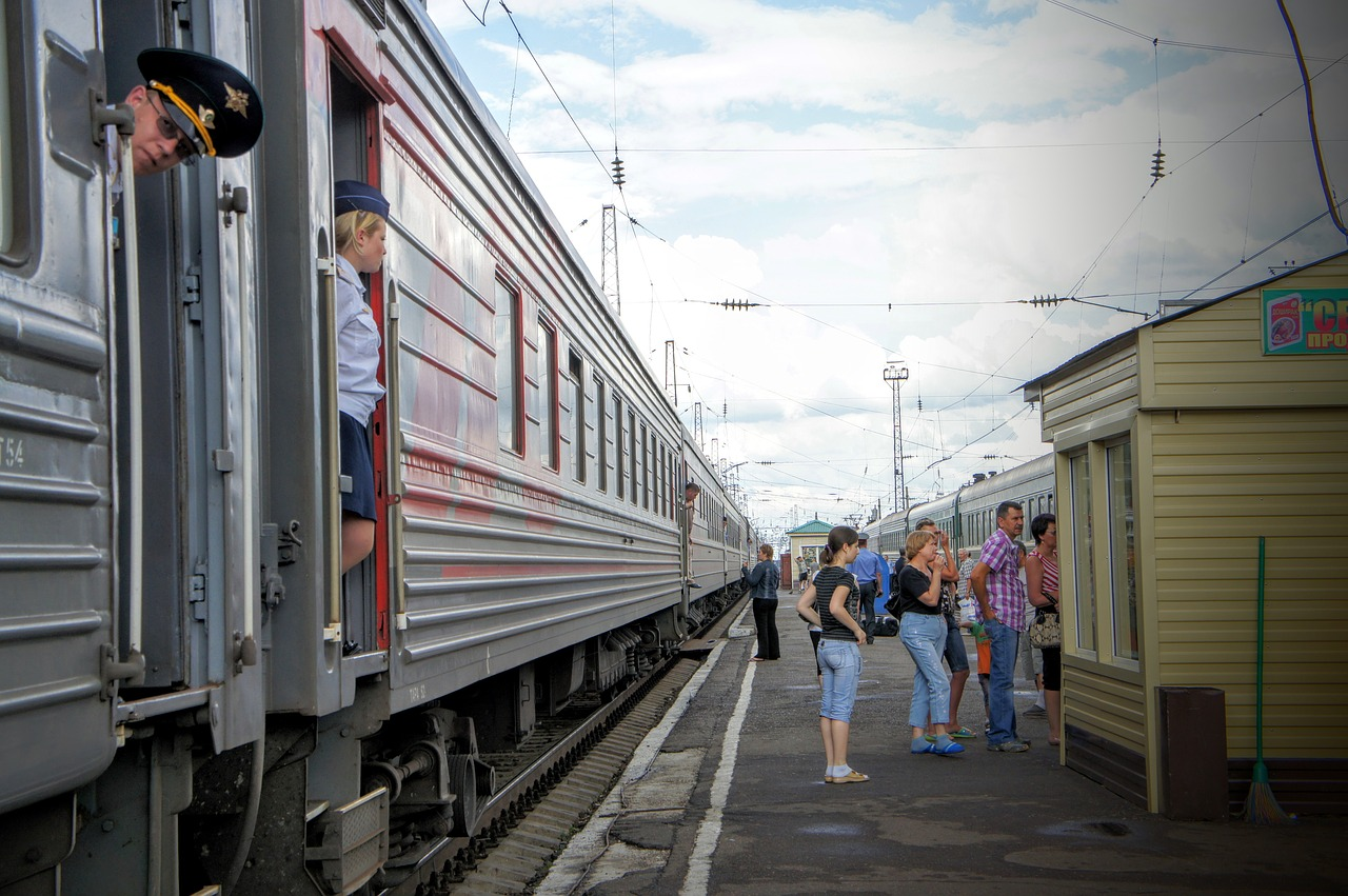 A Trans-Siberian Railway Survival Guide