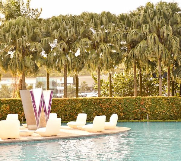 HOTEL REVIEW: W SINGAPORE, SENTOSA COVE