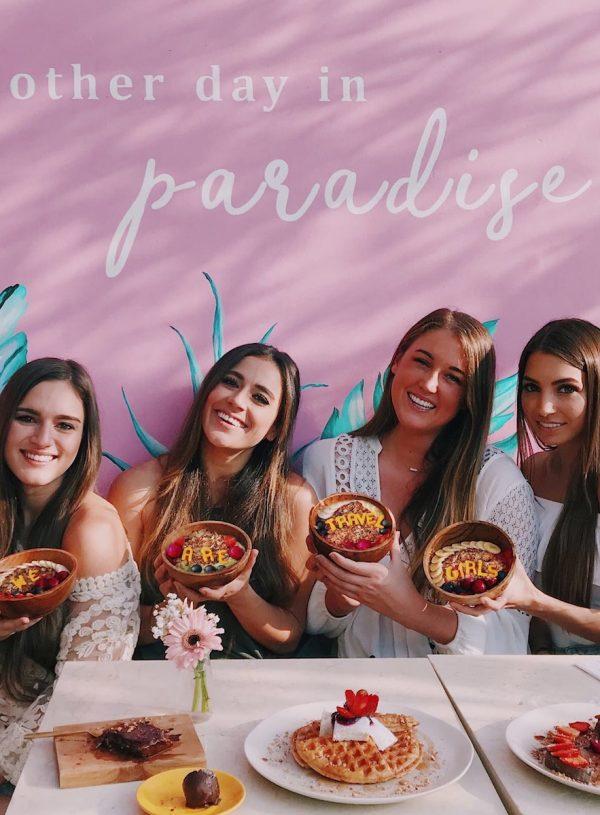 We Are Travel Girls Bali Cafes & Restaurants