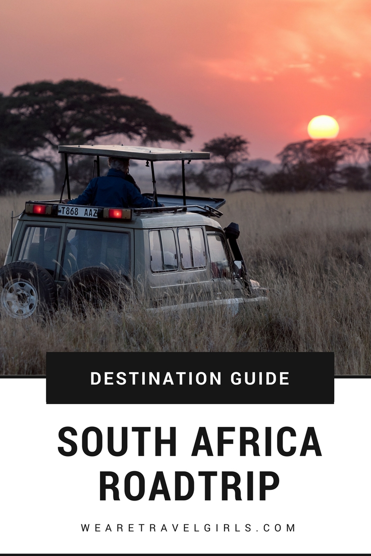 A ROADTRIP GUIDE FOR SOUTH AFRICA