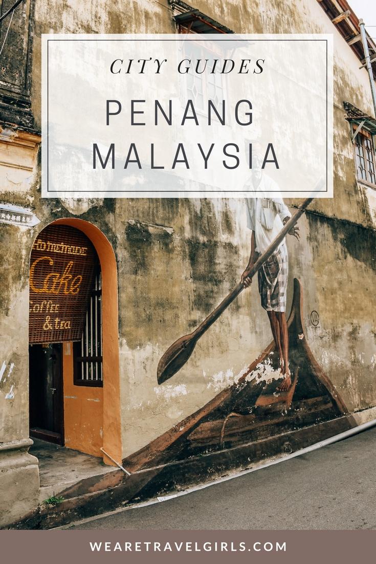 CITY GUIDES PENANG MALAYSIA