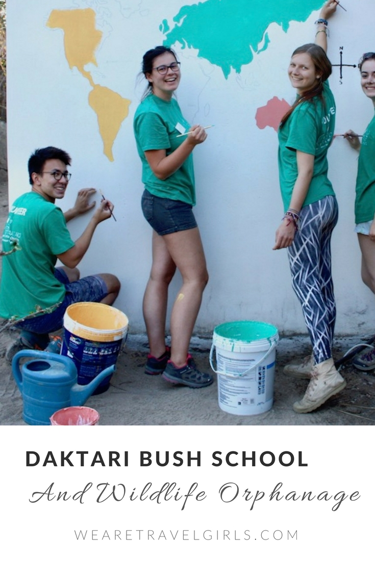 DAKTARI BUSH SCHOOL AND WILDLIFE ORPHANAGE