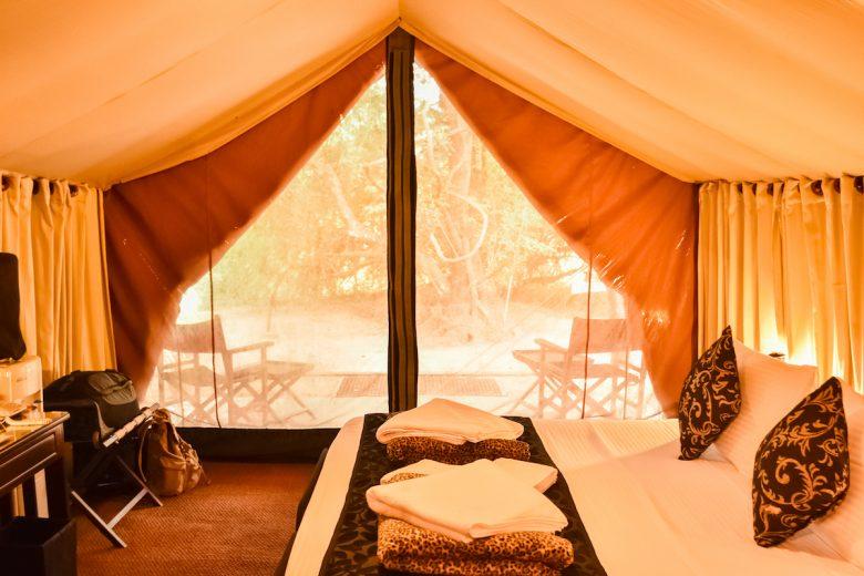 Yala National Park Leopard Trails Tent