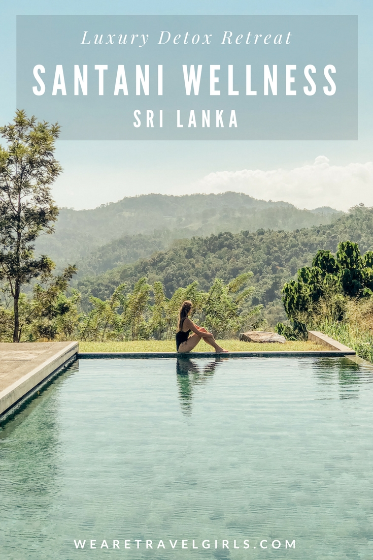 Santani Wellness Retreat Sri Lanka