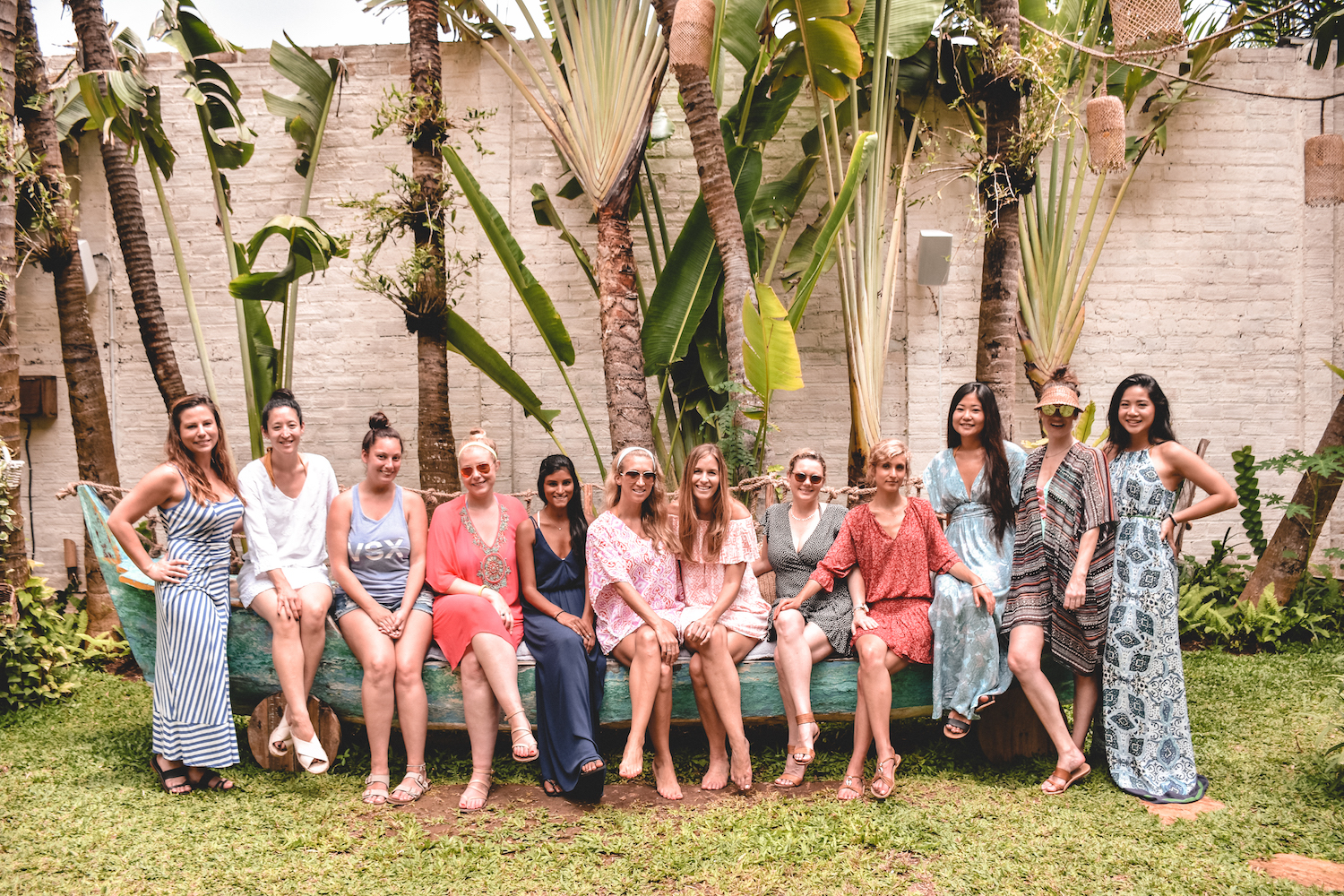 WOMENS RETREAT IN BALI BY TRAVEL GIRLS GETAWAYS  We Are
