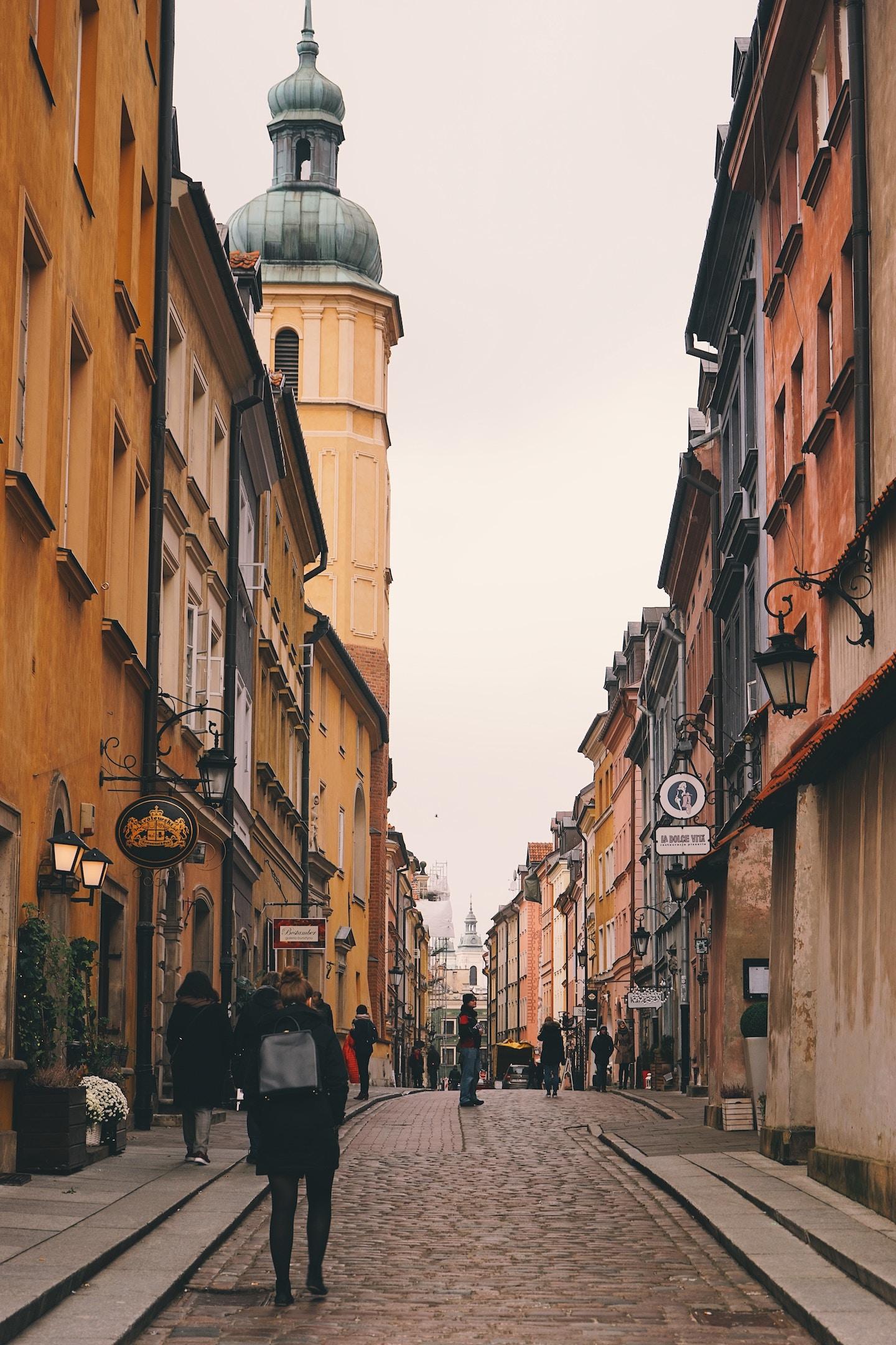 Warsaw, Poland Guide