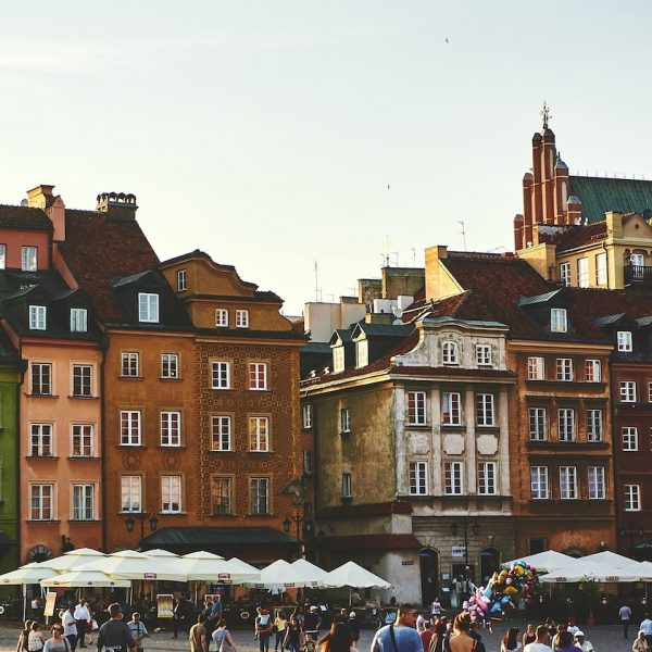 A GUIDE TO VISITING HISTORICAL WARSAW, POLAND