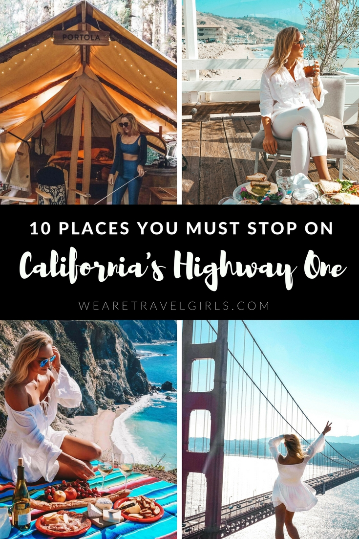 10 Places You Must Stop In California's Highway One