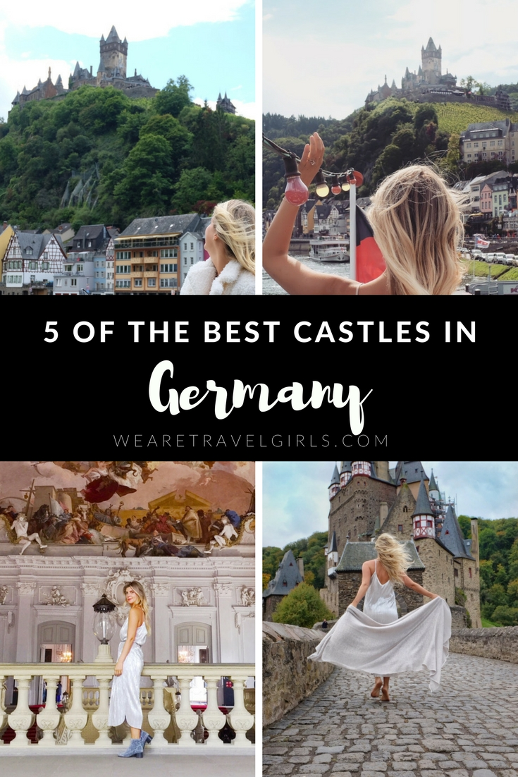 The 5 Best Castles In Germany That Aren't Neuschwanstein