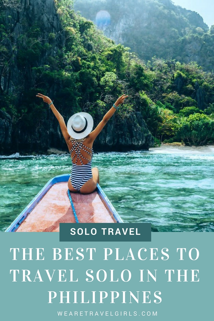 BEST PLACES TO TRAVEL SOLO IN THE PHILIPPINES