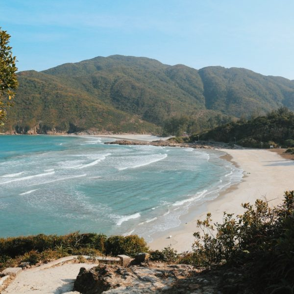 A COMPLETE GUIDE TO HIKING HAM TIN BEACH, HONG KONG