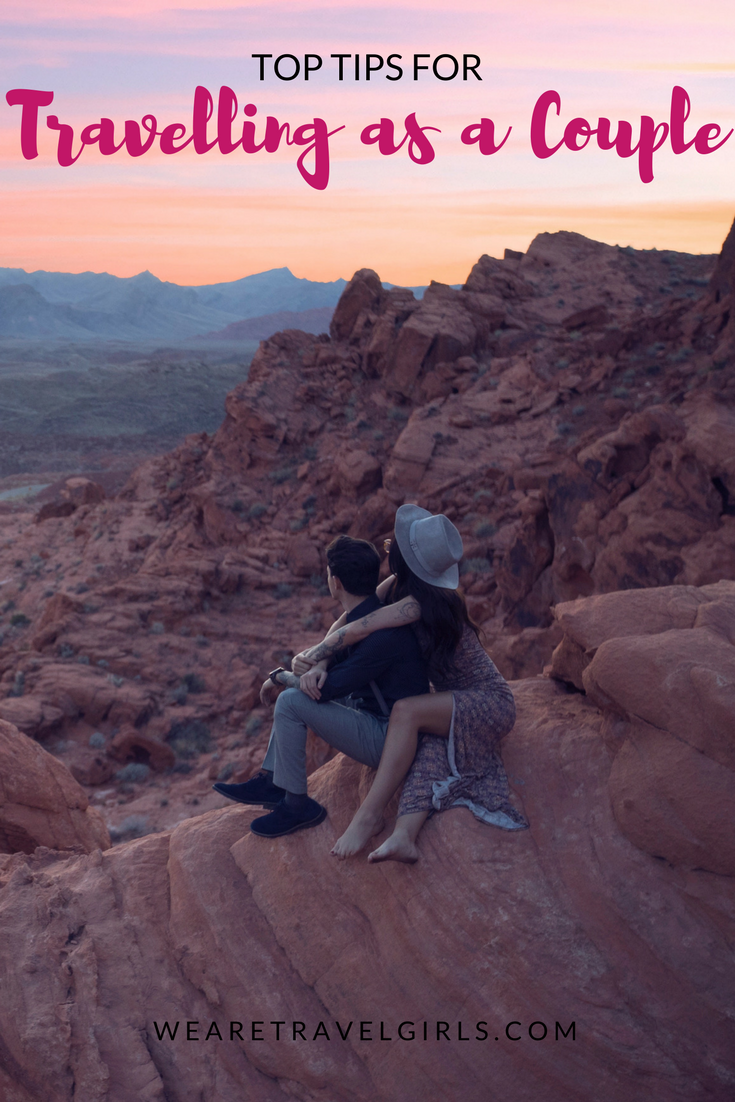TOP TIPS FOR TRAVELLING AS A COUPLE