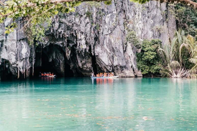 Puerto Princesa Underground River Cave Entrance