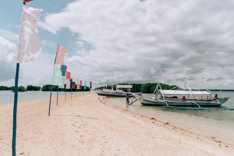 Honda Bay Day Tour Boats