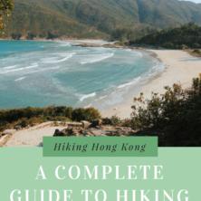 A Complete Guide To Hiking Ham Tin Beach, Hong Kong