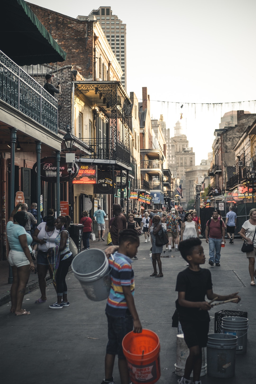 New Orleans Tips