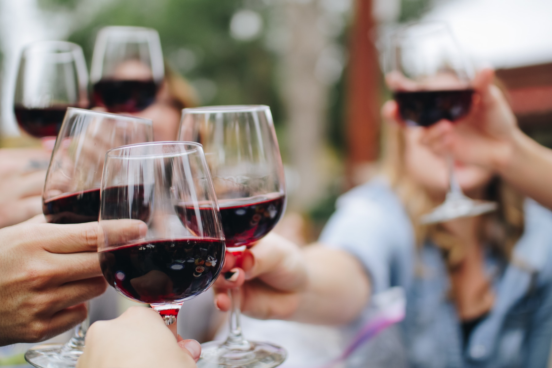 Wine Tasting, Paso Robles