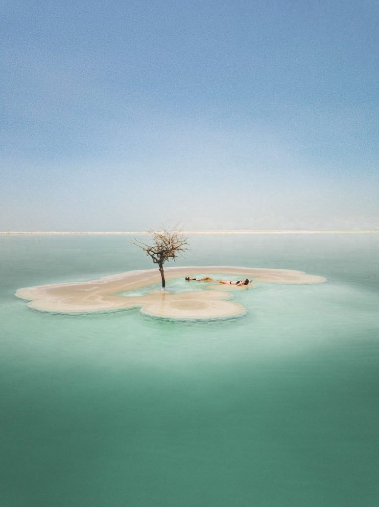 TROPICAL DESTINATIONS YOU MUST VISIT IN 2019 DEAD SEA ISRAEL