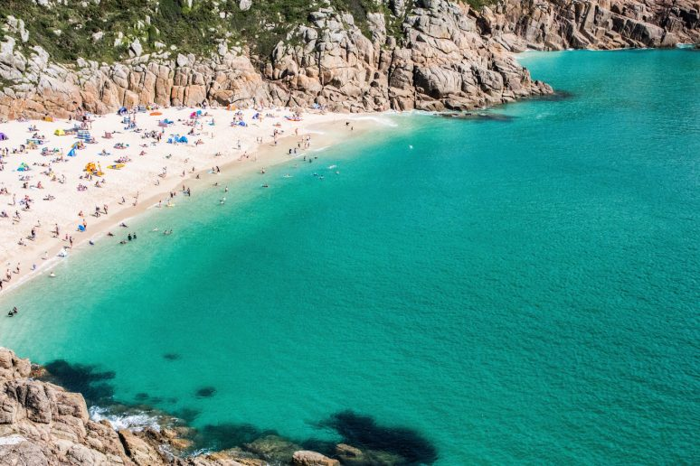 THE ADVENTURE GUIDE TO CORNWALL
