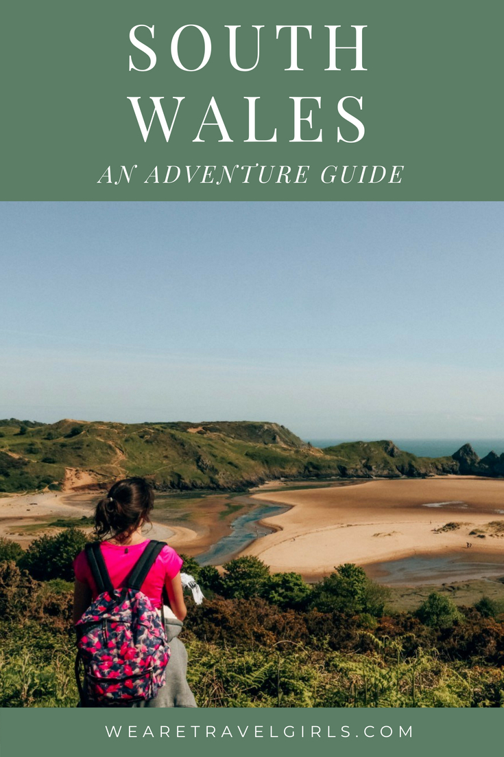 SOUTH WALES ADVENTURE GUIDE