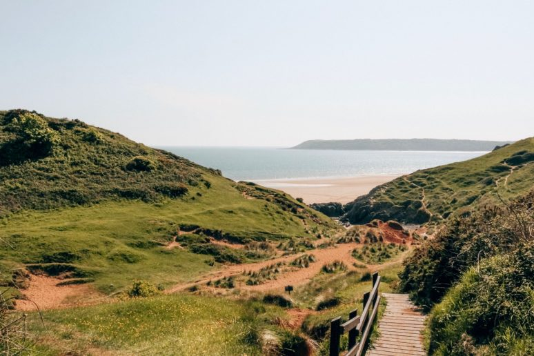 South Wales: An Adventure Guide