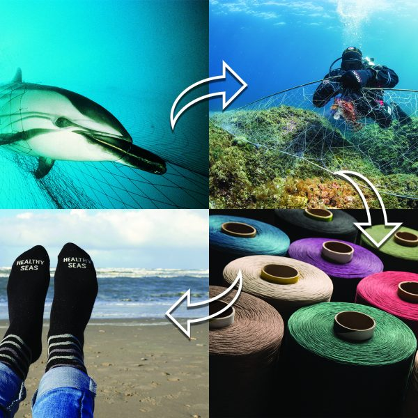 HEALTHY SEAS: A JOURNEY FROM WASTE TO WEAR
