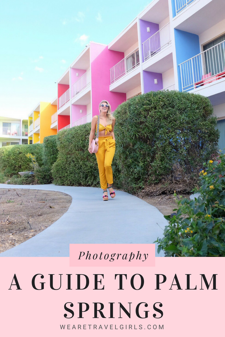 PALM SPRINGS' MOST COLOURFUL SPOTS