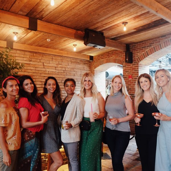 WE ARE TRAVEL GIRLS NYC MEET UP AT REFINERY ROOFTOP