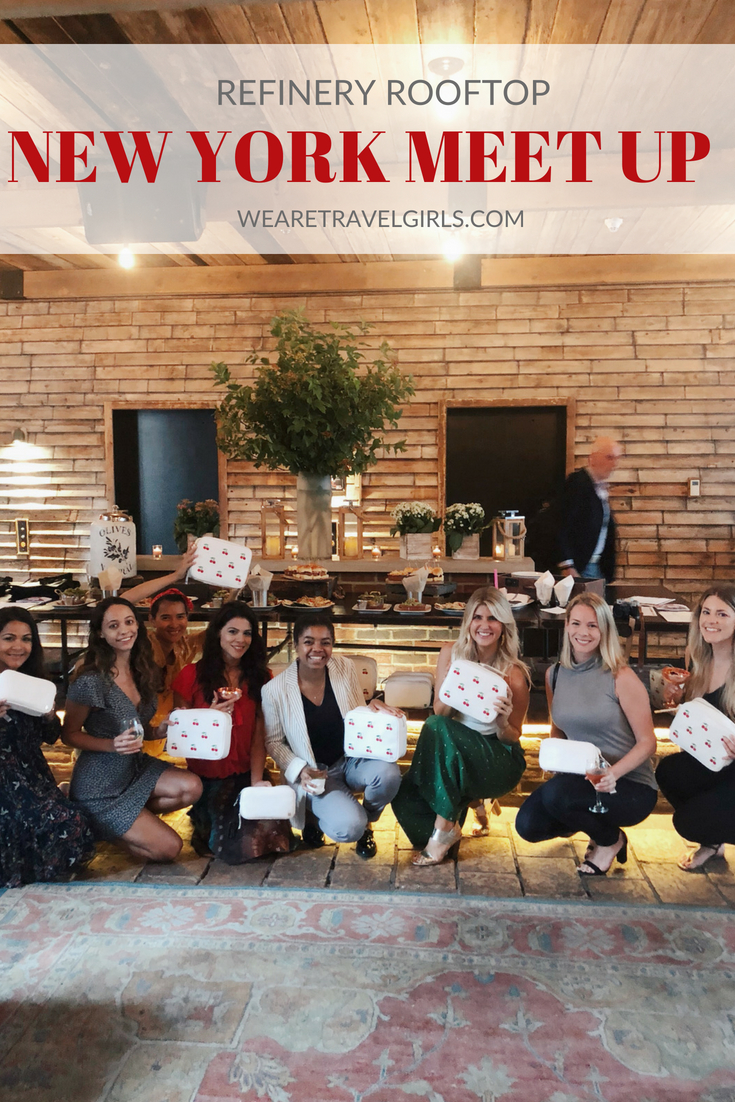 We Are Travel Girls NYC Meet Up