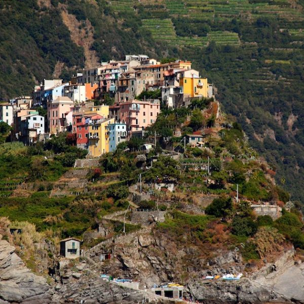 GETTING AROUND CINQUE TERRE: WHAT I WISH I KNEW