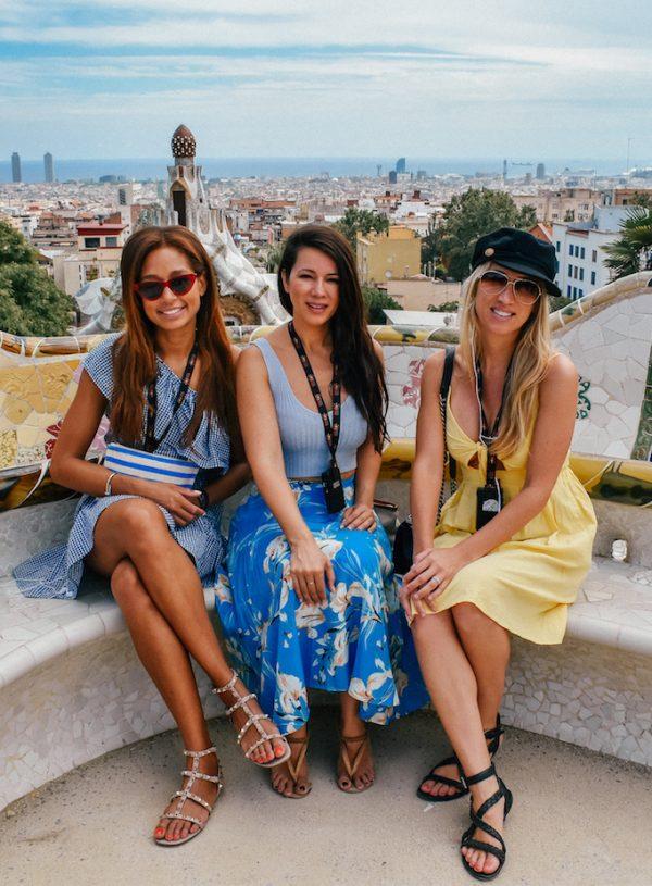 Barcelona Girls Getaway