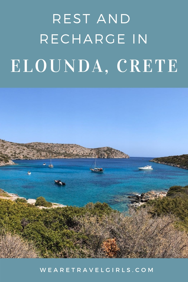Rest & Recharge in Elounda, Crete