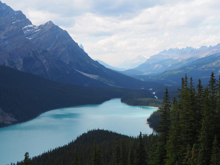 5 Beautiful Lakes to See in Banff