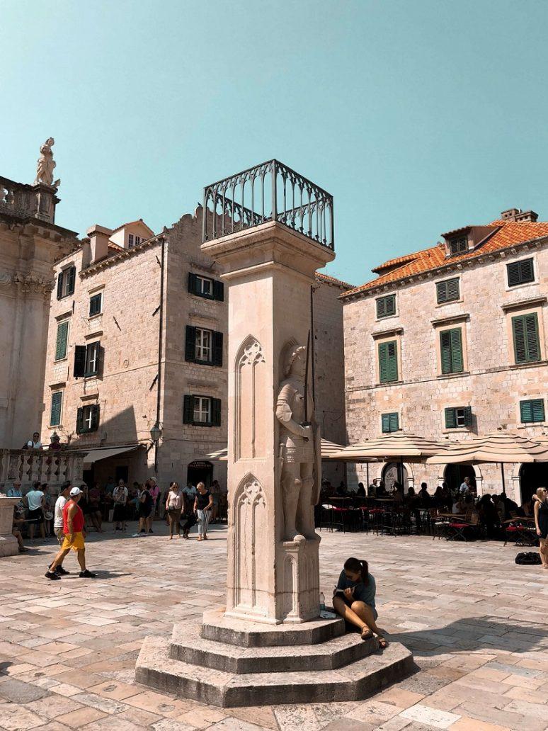 Alone in Dalmatia - Dubrovnik Old Town
