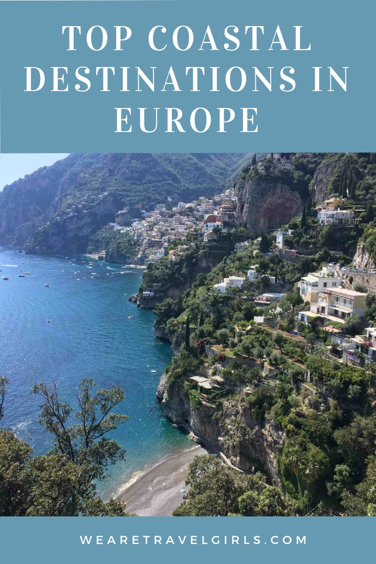 Top Coastal Destinations In Europe