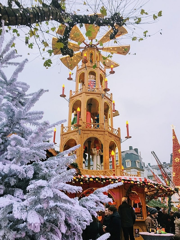 12 Magical European Christmas Markets to Get You Into a Festive Mood