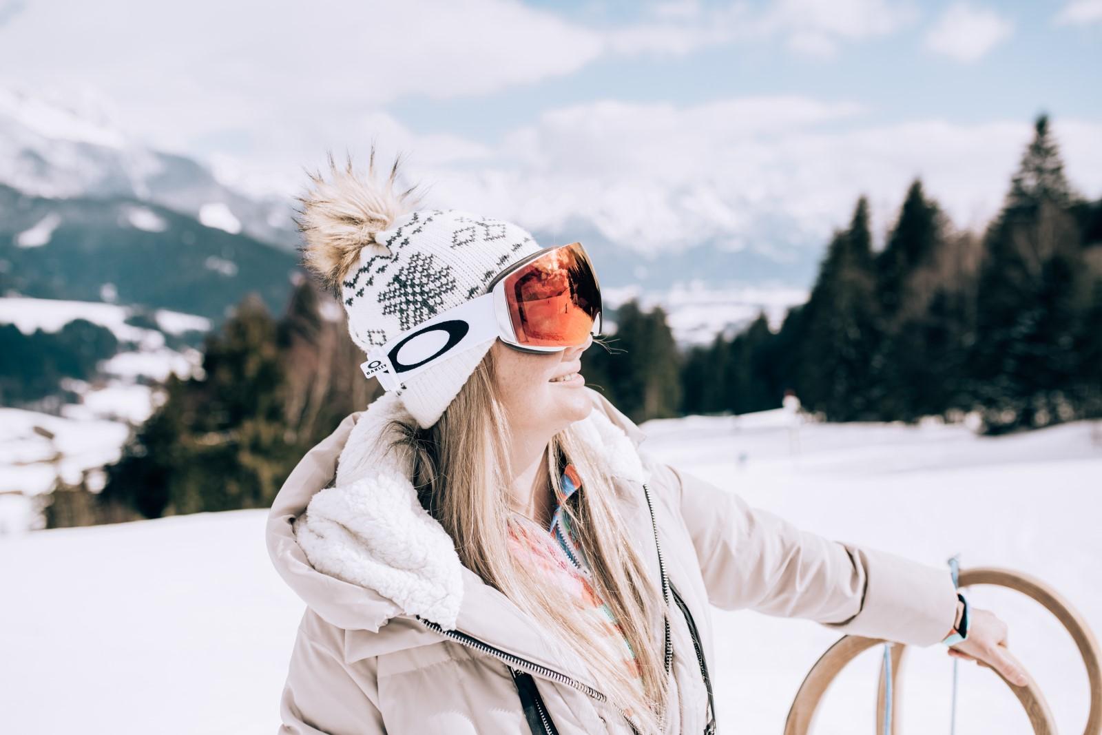 Flight Dec Snow Goggle Austria Travel Girls Getaways