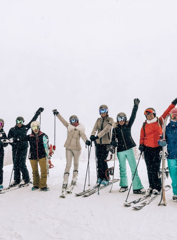 we are travel girls austria ski trip
