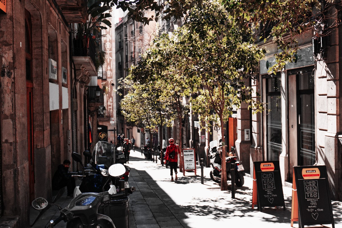 20 REASONS TO FALL IN LOVE WITH BARCELONA