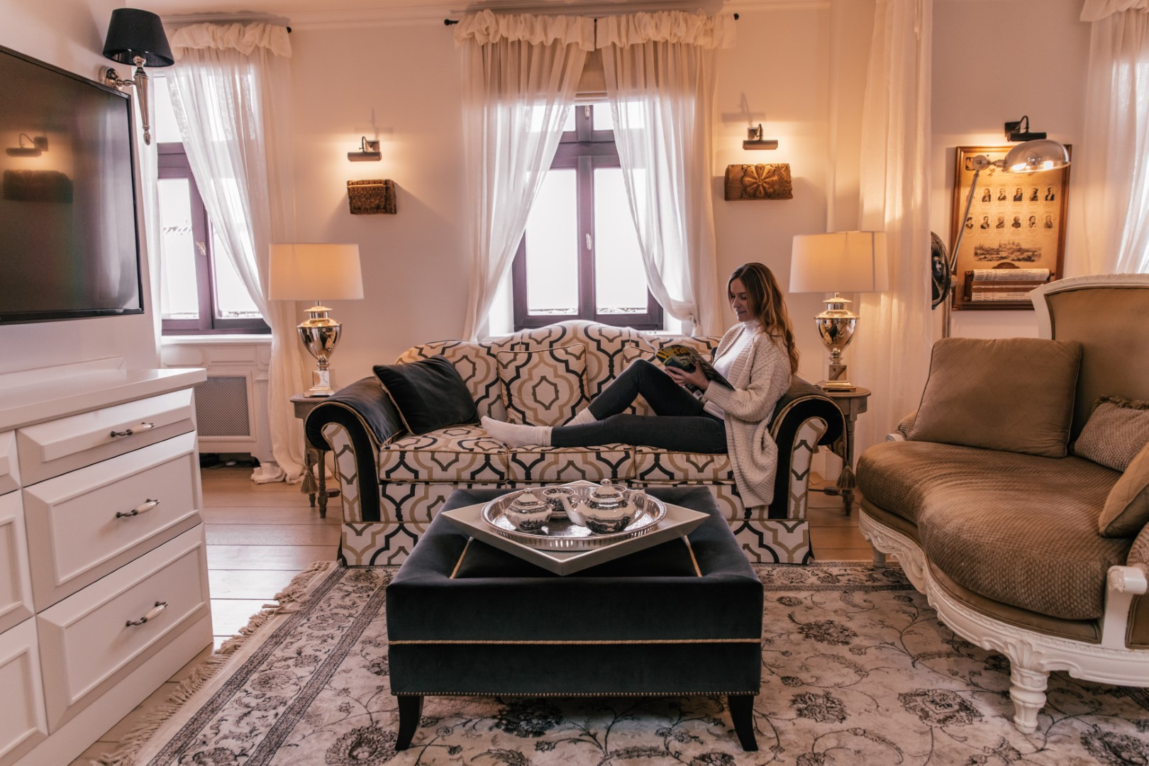 KANONICZA 22: A HOME AWAY FROM HOME IN KRAKOW, POLAND