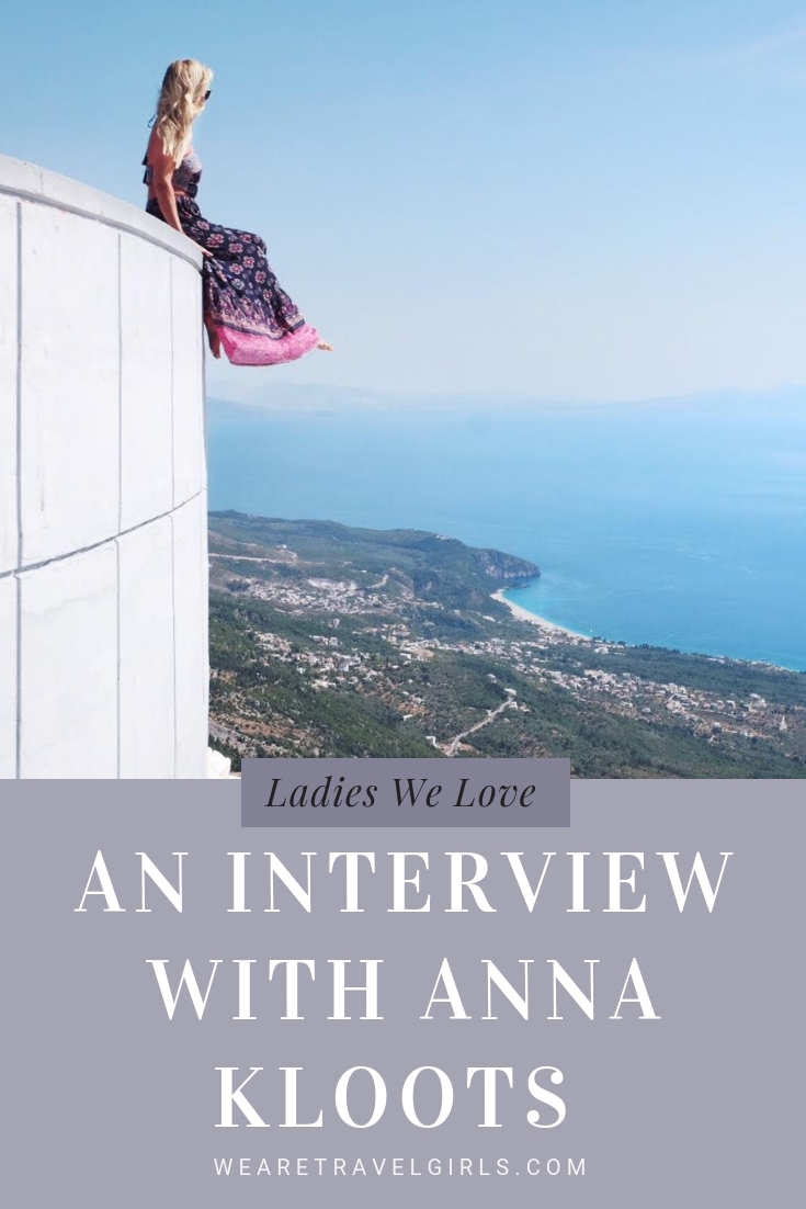 Ladies We Love Interview With Anna Kloots