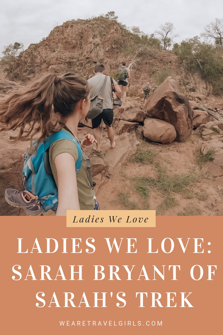 Ladies We Love Interview With Sarah Bryant