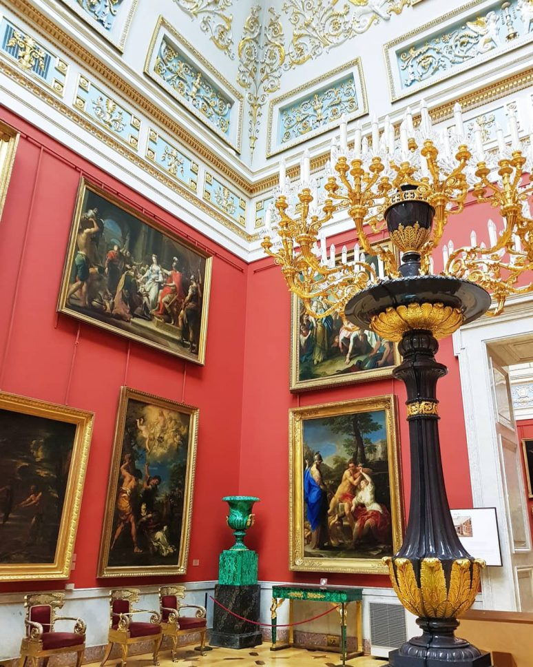 City Guide to St Petersburg, Russia
