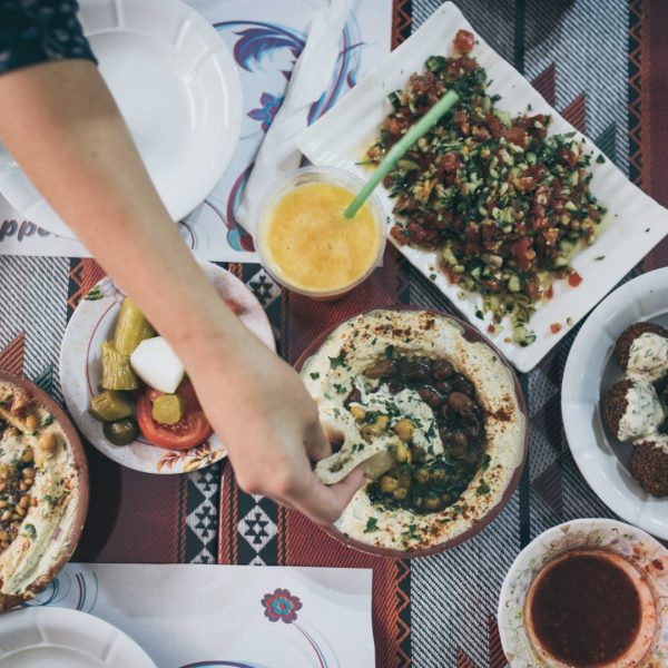 A FOODIE'S GUIDE TO ISRAEL