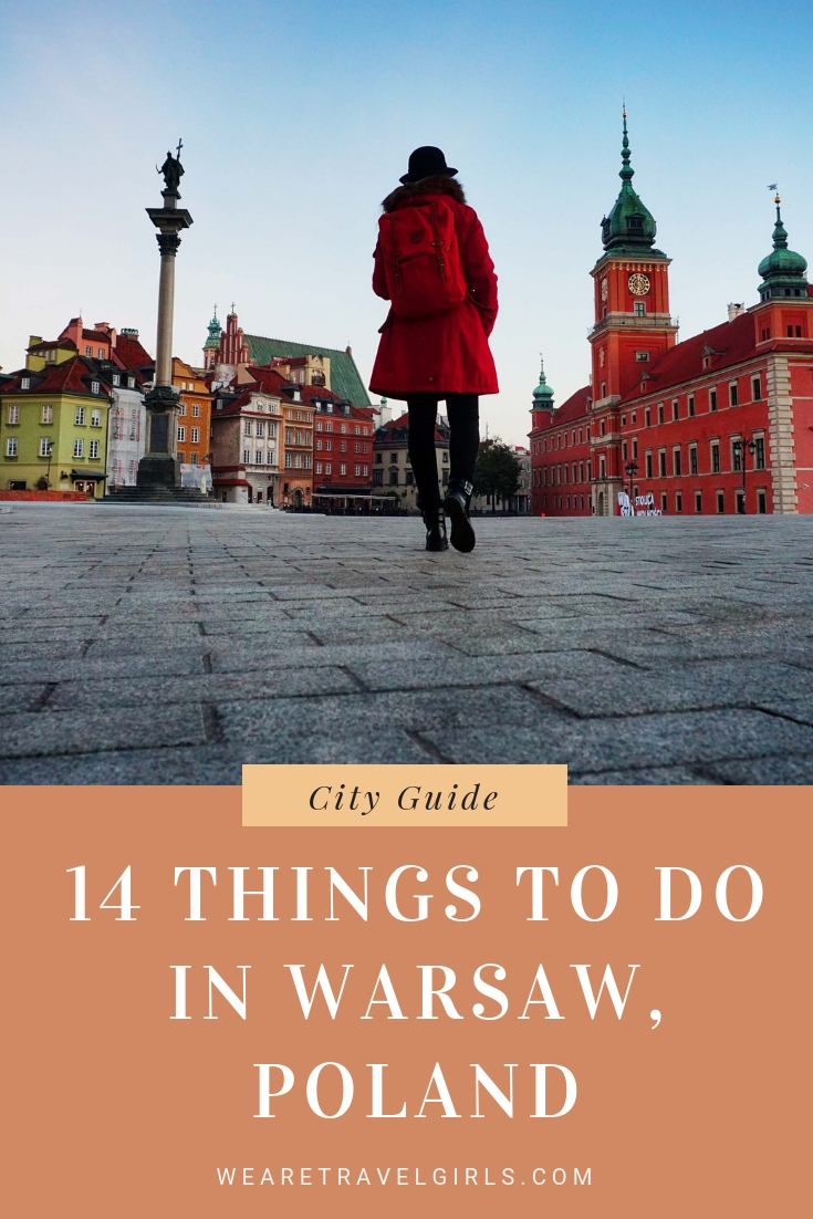 14 Things To Do In Warsaw, Poland