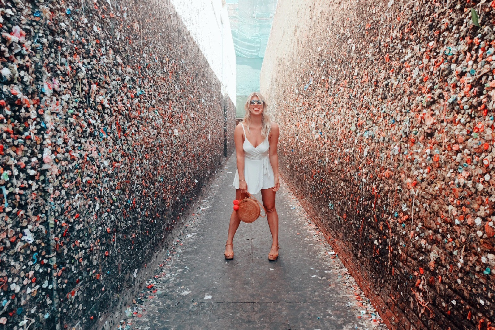 Highway 1 Road Trip - Bubble Gum Alley