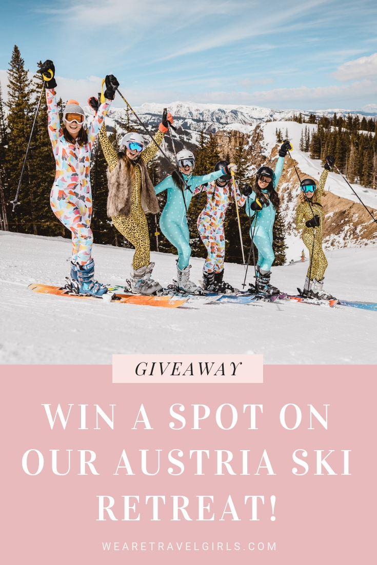 Austrian Alps Ski Retreat Giveaway